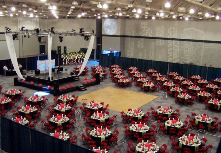 Civic Center Anderson Sports Entertainment Center